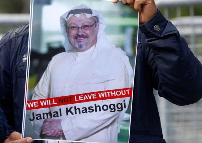 تصمیم پادشاهی سعودی بر حذف جمال خاشقچی، اقدام علیه دموکراسی است