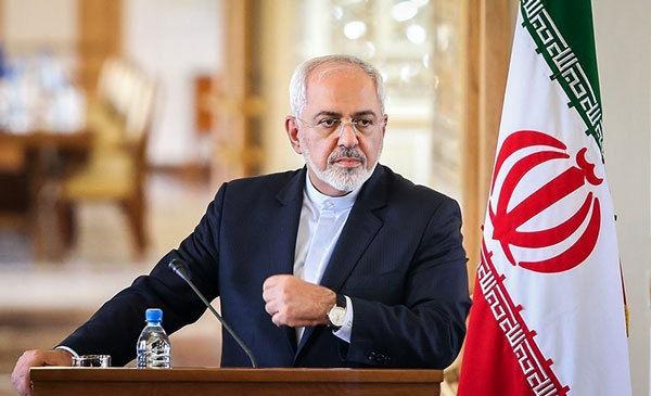 اعتراض وزیر امور خارجه ایران نسبت به تداوم جنگ افروزی رژیم اشغالگر قدس