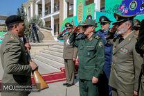 دانش آموختگی دانشجویان دانشگاه فرماندهی و ستاد ارتش