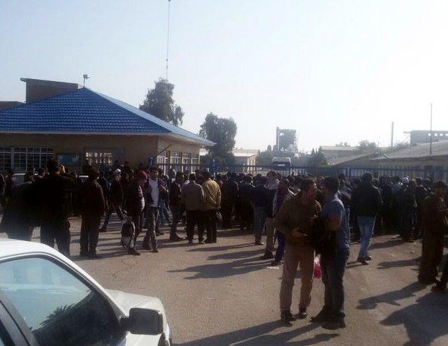 کارگران کاغذ پارس شوش در انتظار پرداخت مطالبات