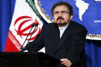 سخنگوی وزارت خارجه رای خود را به صندوق انداخت