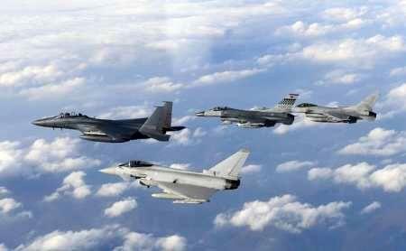 رزمایش تحریک آمیز آمریکا و کره جنوبی علیه کره شمالی