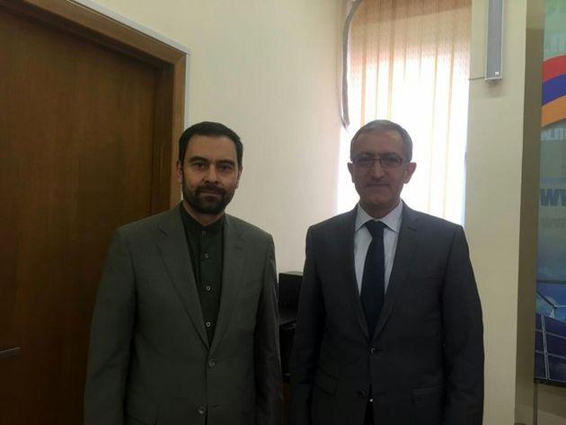 تاکید بر تسریع اجرای خط سوم انتقال برق بین ایران و ارمنستان