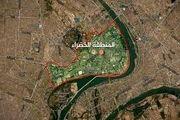 شلیک چند راکت به اطراف سفارت آمریکا در بغداد