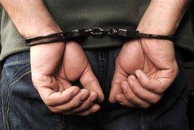 سارق لاستیکهای خودرو دستگیر شد