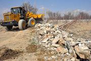 بیش از ۲۹ هکتار از اراضی ملی در توکهور هشتبندی رفع تصرف شدند