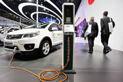 خودروهای پرفروش برقی در اروپا/ استارت آپ ها رقیب جدید خودروسازان