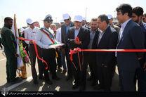 33 پروژه هفته دولت در حوزه بنادر و دریانوردی بهره برداری شد