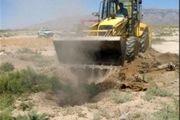 پلمب ۱۸ چاه غیرمجاز در شهرستان دهاقان