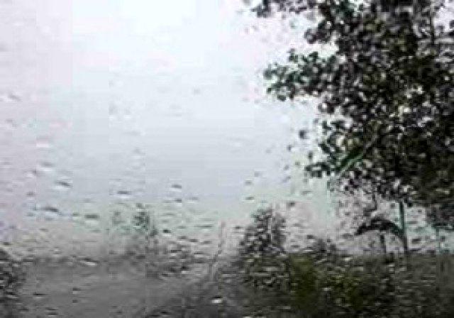 موج بارشی از دوشنبه کردستان را فرا میگیرد