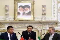 مذاکره روسای مجالس ایران و قرقیزستان برای اتصال ایران به چین از طریق خاک قرقیزستان