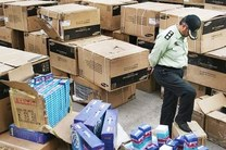 کشف بیش از ۳ میلیارد ریال کالای قاچاق در میناب