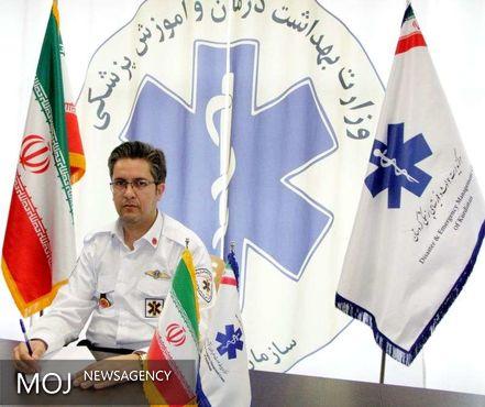 51 نفر در حوادث چهارشنبه آخر سال آسیب دیدند