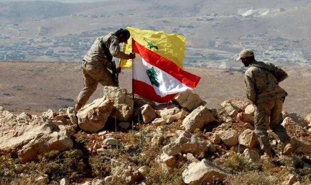 حزبالله لبنان خروج از عرسال و تحویل مناطق آزادشده به ارتش را آغاز کرد