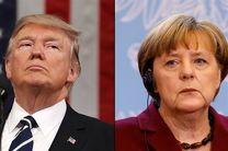رایزنی تجاری میان واشنگتن و برلین