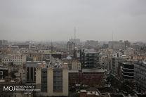 کیفیت هوای تهران در 7 فروردین 98 پاک است