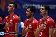پخش زنده بازی والیبال ایران و لهستان از شبکه سه سیما