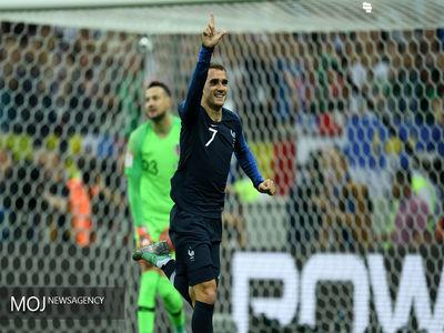 نتیجه بازی فرانسه و کرواسی در جام جهانی/ دومین قهرمانی فرانسه در جام جهانی
