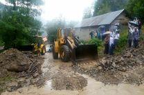 بارش سنگین باران 10میلیارد تومان به گیلان خسارت وارد کرد