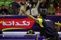 شکست پینگ پنگ بازان ایران در مرحله گروهی تور کرواسی