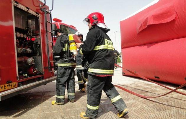 آتش نشانی در زمره مشاغل سخت قرار گرفت