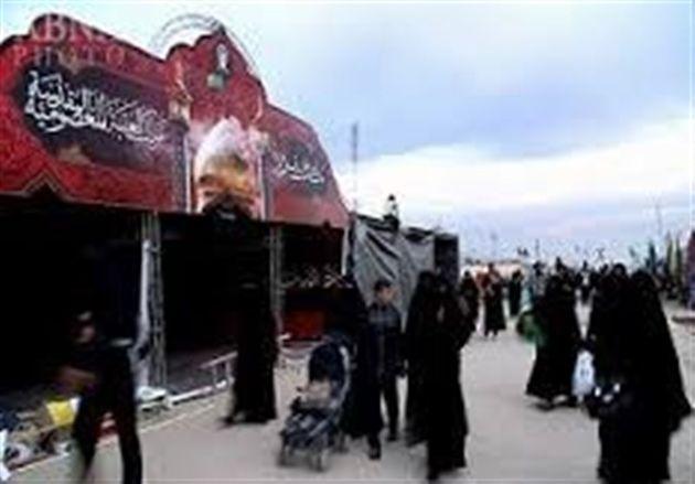 بیش از 11 هزار نفر از خدمات اسکان و پذیرایی یحیی ابن زید(ع) گنبدکاووس در کربلا برخوردار شدند