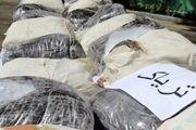 کشف 448 کیلو مواد افیونی با دستگیری 5 قاچاقچی در هرمزگان