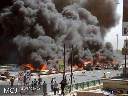داعشی های وهابی غیرنظامیان را در بغداد به خاک و خون کشیدند