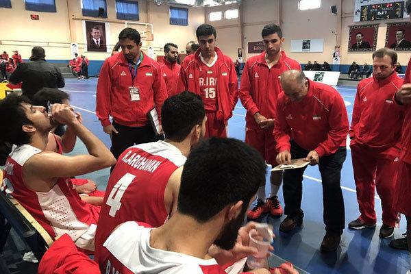 دیدارهای تیم ملی بسکتبال کشورمان در چین در سه شهر انجام می شود