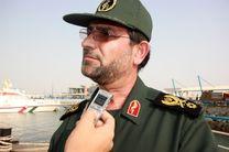 تمامی شناورهای بیگانه تحت رصد و نظارت نیروی دریایی سپاه قرار دارند