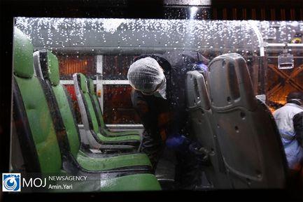 ضد+عفونی+ناوگان+حمل+و+نقل+عمومی+تهران