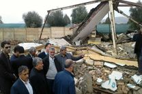 کشاورزان کرمانشاه 300 میلیارد تومان خسارت دیدهاند/ اختصاص 210 میلیارد تومانی دولت به بخش کشاورزی مناطق زلزله زده