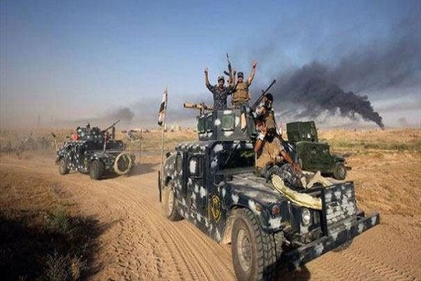 سد «بادوش» در غرب موصل آزاد شد/هلاکت 14 تکفیری در کرانه راست موصل