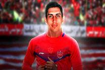 محمد نادری با قراردادی ۶ ماهه به پرسپولیس پیوست