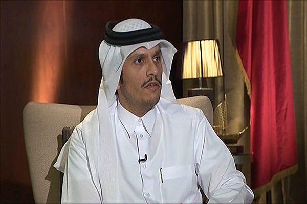 وزیر خارجه قطر خبر داد: ابتکار آمریکا برای مذاکره در کمپدیوید را میپذیریم