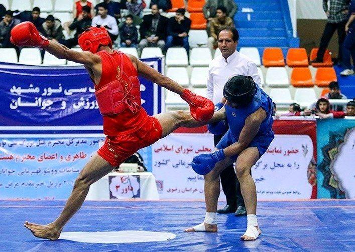 آغاز مسابقات ووشوی قهرمانی جوانان کشور در نجف آباد