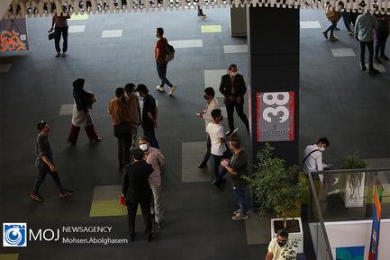 بازدید رییس سازمان سینمایی از ششمین روز جشنواره جهانی فیلم