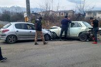 تصادف مرگبار در محور  فومن به قلعه رودخان در گیلان