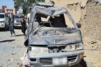 حمله انتحاری طالبان در استان غزنی، 4 کشته برجا گذاشت