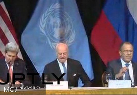 آمریکا همکاری با روسیه در سوریه را مشروط کرد