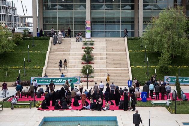 نمایشگاه کتاب تهران تمدید نمیشود
