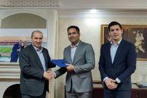 سرپرست کمیته جوانان فدراسیون فوتبال منصوب شد