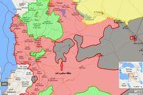 ارتش روسیه: تغییراتی ریشهای در نقشه درگیریهای سوریه ایجاد شده است