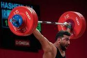 علی هاشمی: خاطره تلخ المپیک ریو را فراموش نکردم که امروز اینطور شد