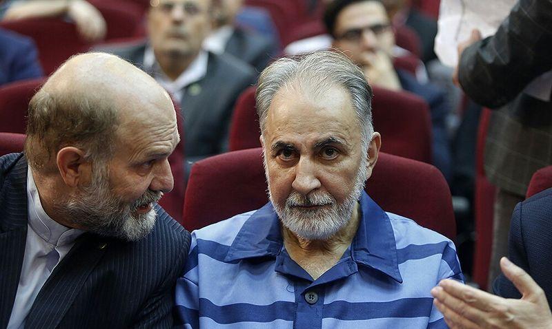 چرا وکیل محمد علی نجفی عزل شد/بنویسید سر سوزنی از ارادتم نسبت به نجفی کم نشده است