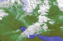 افزایش دما و وزش باد گرم از چهارشنبه در ارتفاعات مازندران