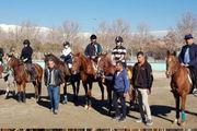 اهدای چهار راس اسب حرفه ای فدراسیون چوگان به گیلان