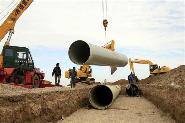 بهبود وضعیت آبرسانی با بهره برداری از سه پروژه شاخص در البرز
