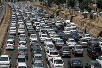 آخرین وضعیت ترافیکی راه های کشور در 7 فروردین اعلام شد