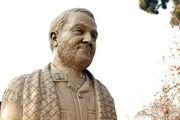 انتقادات به تندیس سردار سلیمانی در پارک قیطریه؛این اثر شباهتی به سردار سلیمانی ندارد